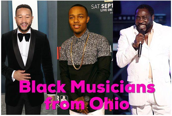 Black Artist from Ohio