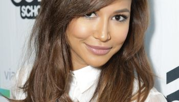 Naya Rivera Joins Get Schooled To Recognize Student Success At Collins Family High School