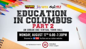 Education in Columbus: An Urban One Virtual Town Hall Part Two