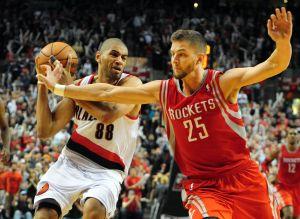 Houston Rockets v Portland Trailblazers � Game Four