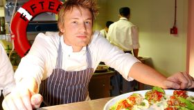 Jamie Oliver's New Restaurant Opening